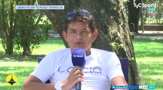 La desopilante entrevista al Pulga Rodríguez: habló de todo