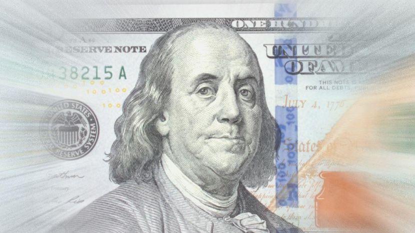 El dólar bajó 33 centavos y termina la semana en $40,20
