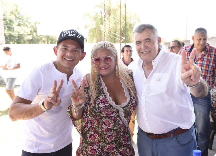 El Pulga Rodríguez volvió a Tucumán y coquetea con ser candidato