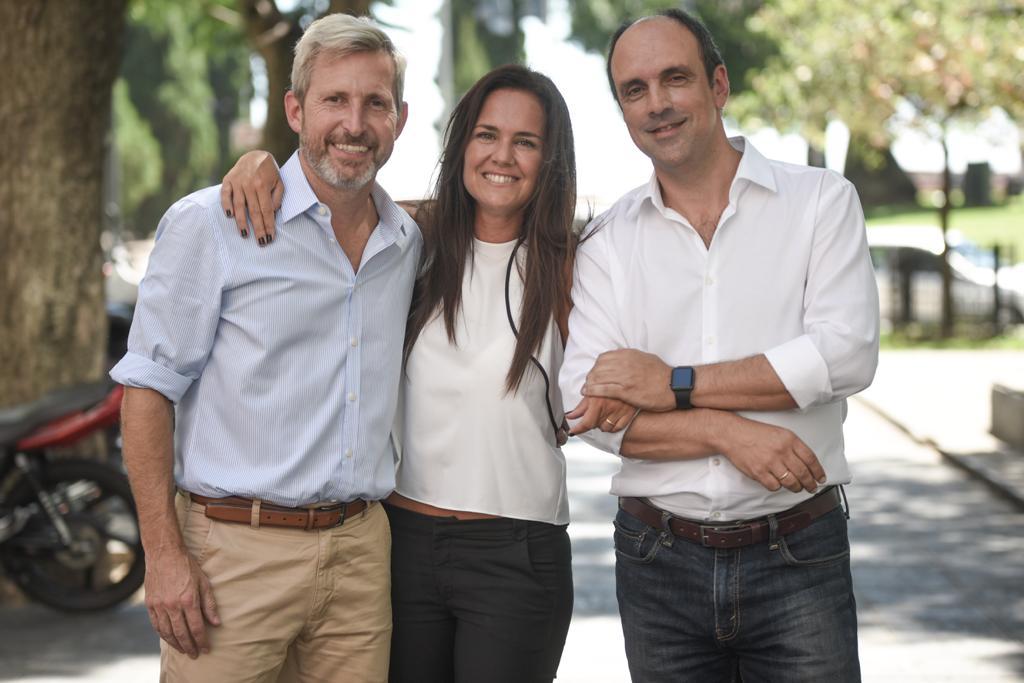 Visita express de Rogelio Frigerio a Rosario ¿a qué vino?