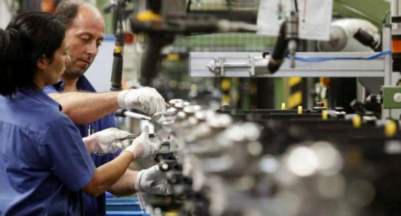 La producción de pymes industriales cayó 8,8% en enero