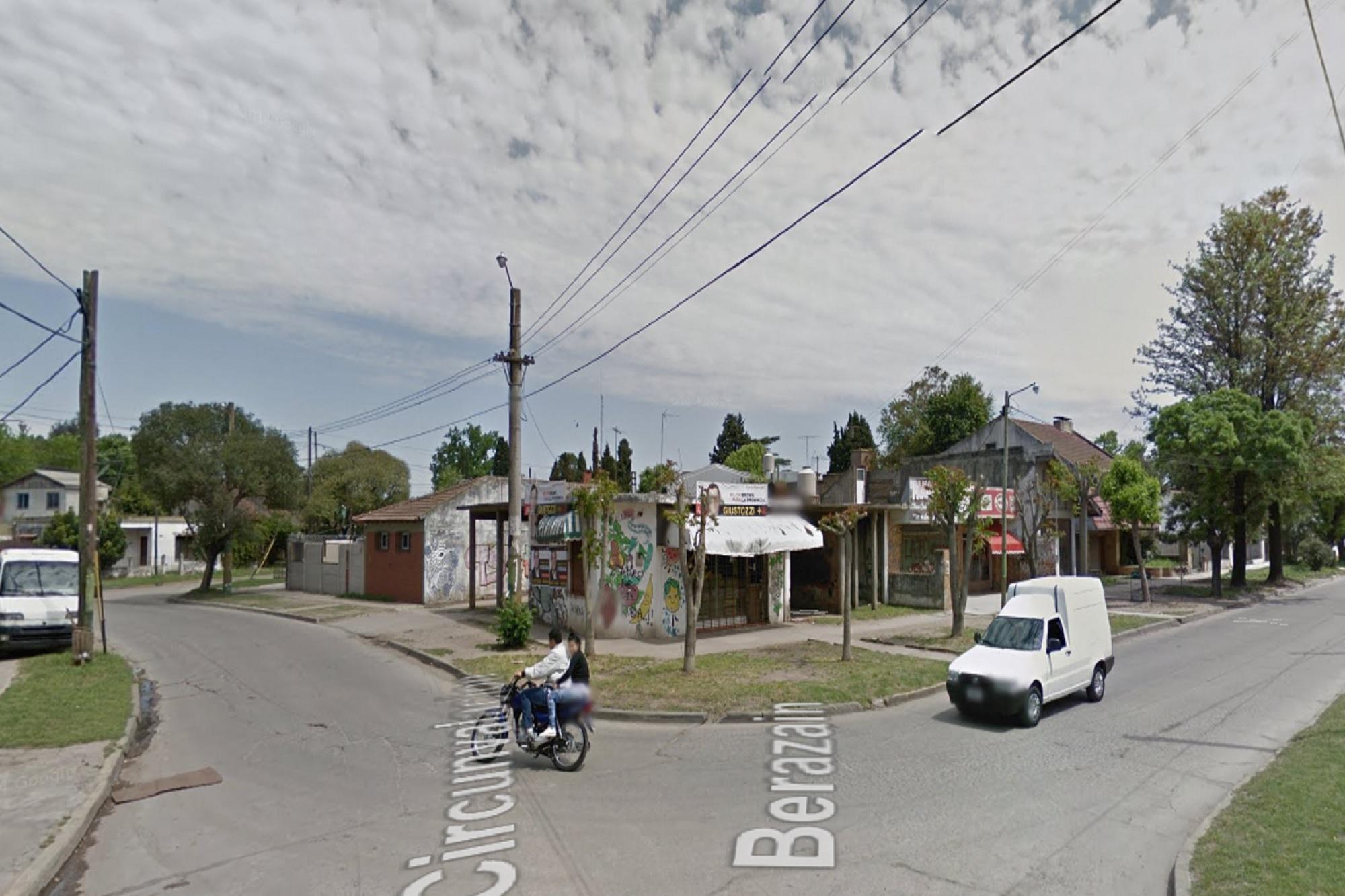 Un ladrón mató a un albañil de un balazo para robarle la bicicleta