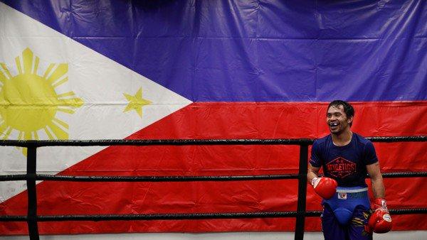 Manny Pacquiao, el pequeño gigante del ring que aspira a ser presidente de Filipinas