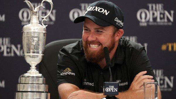 Shane Lowry espantó los fantasmas y es el campeón en el Abierto Británico de golf