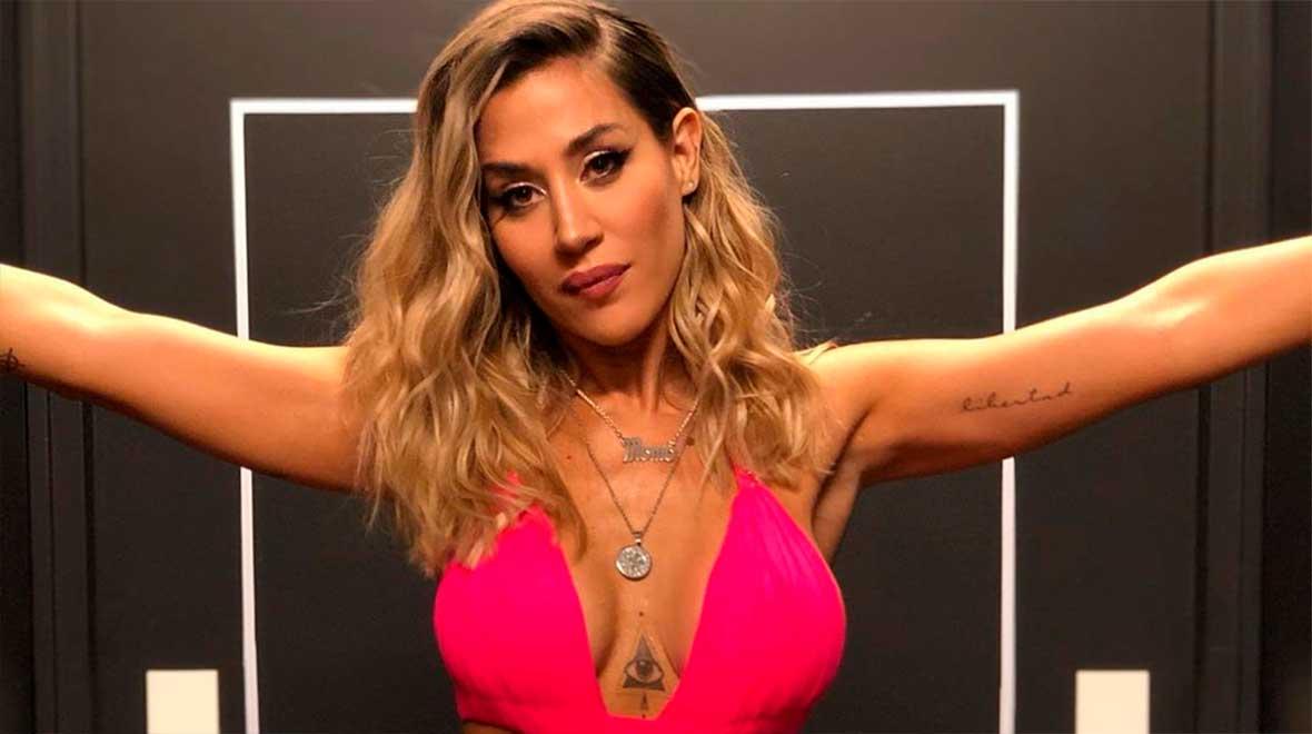 Jimena Barón se emocionó con una famosa actriz de Hollywood que la escucha