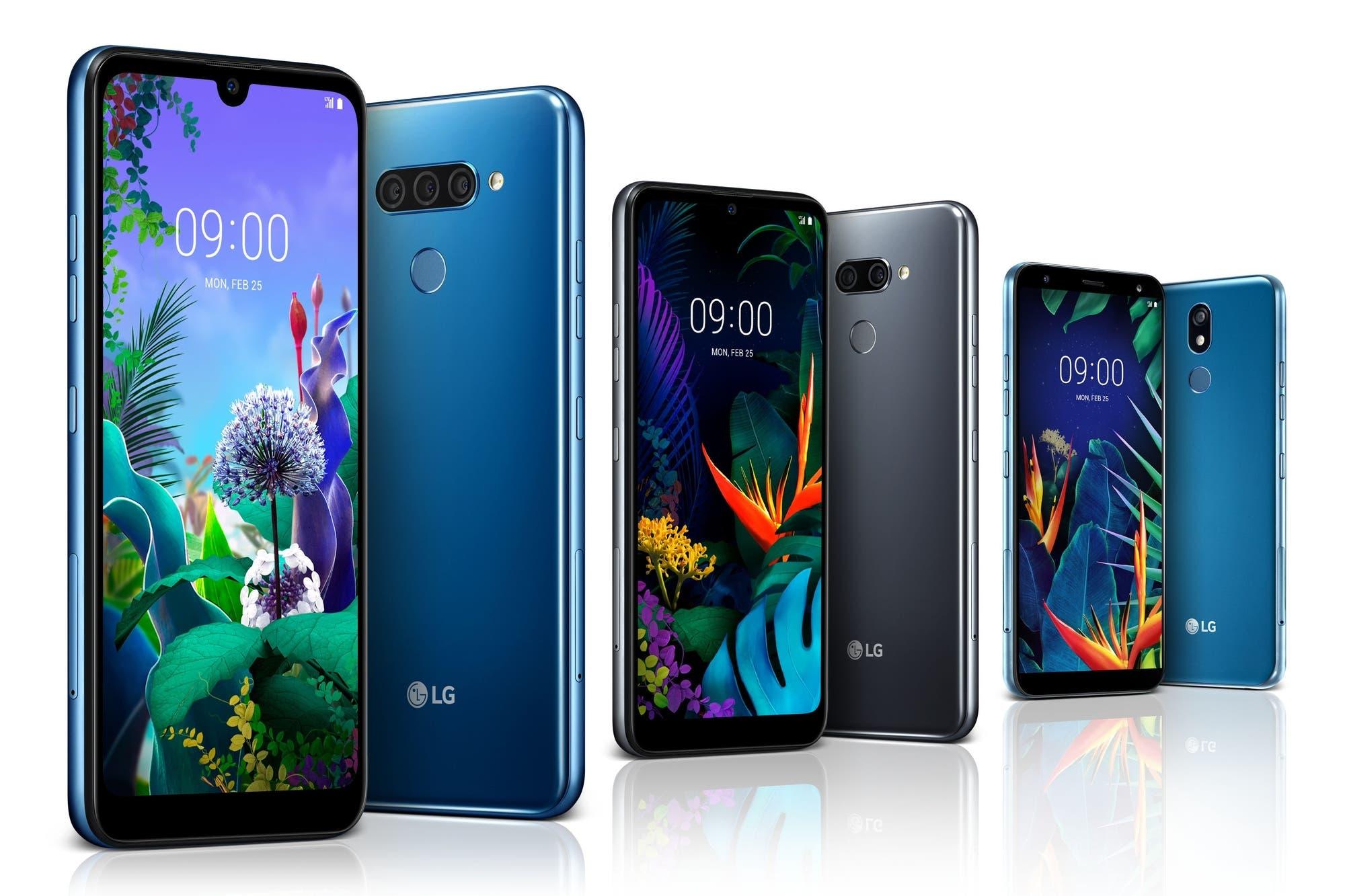 Con los K40, K50 y Q60 LG renueva su oferta de smartphones de gama media en la Argentina