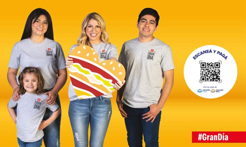 Suma a Mercado Pago en el Big Mac para el Gran Día solidario