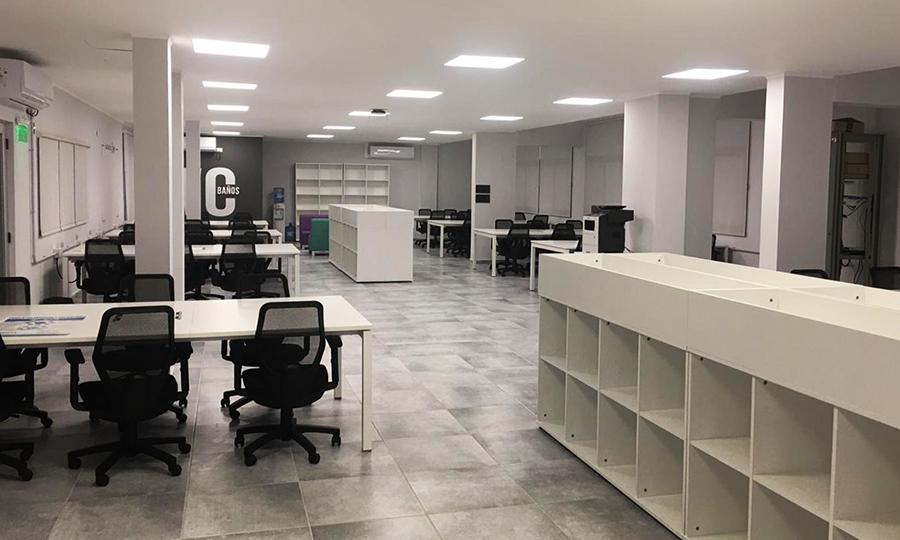 Inauguró sus nuevas oficinas en Rafaela