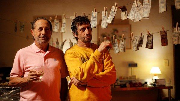 El robo del siglo copa los cines argentinos