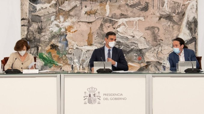España decreta el toque de queda por un nuevo brote de coronavirus