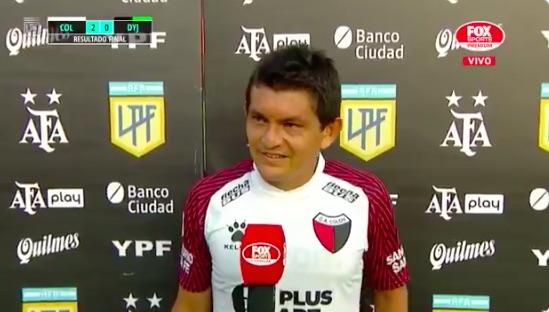 """Pulga Rodríguez: """"Estoy pensando en Colón"""""""