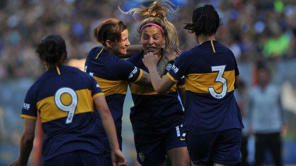 El fútbol femenino vuelve después de la cuarentena y con nuevo formato