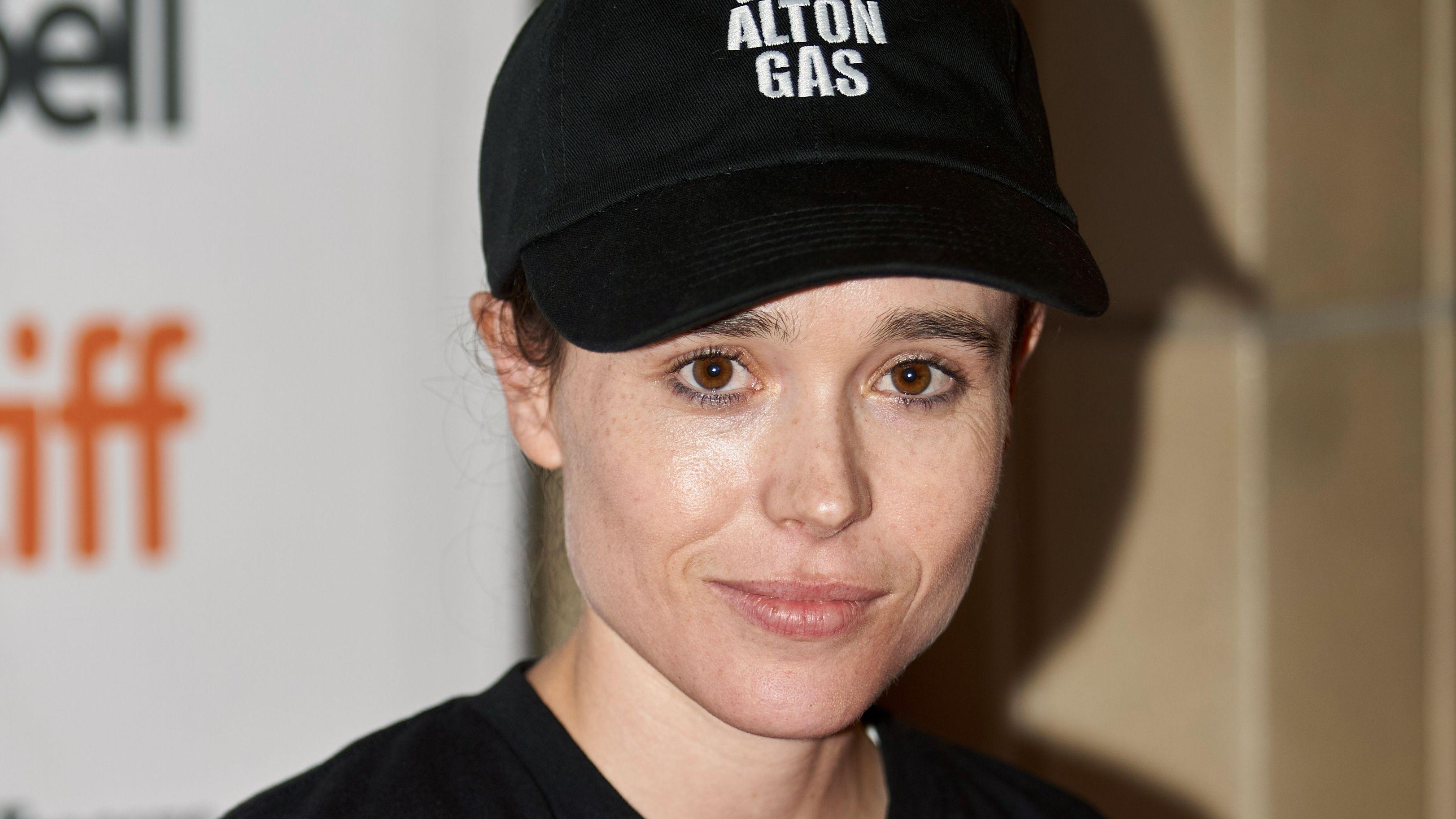"""Elliot Page, la estrella de """"Juno"""", contó que es un hombre trans: """"Es extraordinario amar lo que soy"""""""