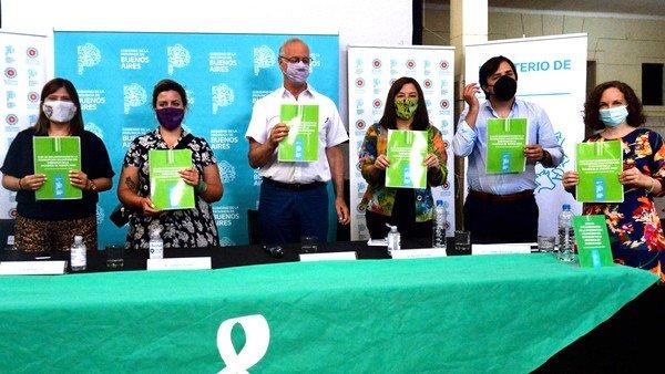 Aborto legal: Provincia lanzó su protocolo y distribuyó 20 mil tratamientos de misoprostol