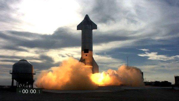 """video:-un-cohete-de-spacex-tuvo-un-""""magnifico-aterrizaje"""",-pero-exploto-minutos-despues"""