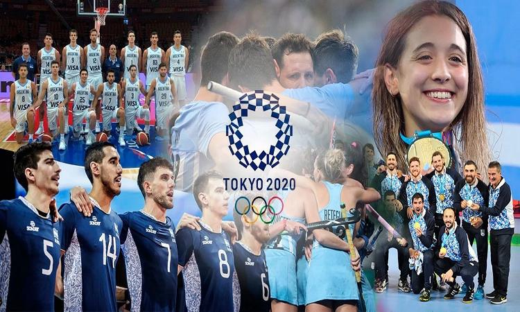 tokyo-2020:-los-clasificados-de-argentina-a-los-juegos-olimpicos