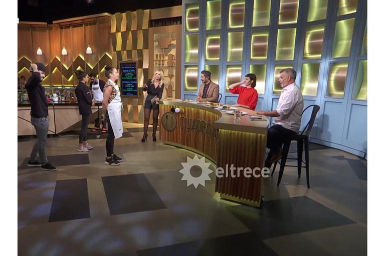 el-gran-premio-de-la-cocina:-la-broma-de-una-participante-que-perjudico-a-su-companero