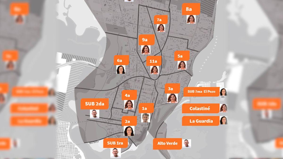 santa-fe:-cual-fue-el-candidato-a-concejal-mas-votado-en-cada-barrio-de-la-ciudad