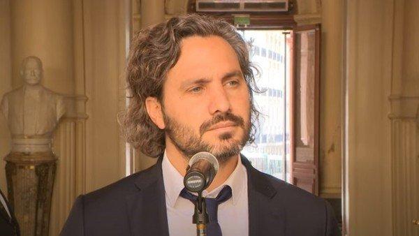 """santiago-cafiero-dijo-que-el-gobierno-""""tiene-que-recuperar-la-confianza""""-y-aseguro-que-la-derrota-no-afecta-la-gobernabilidad"""