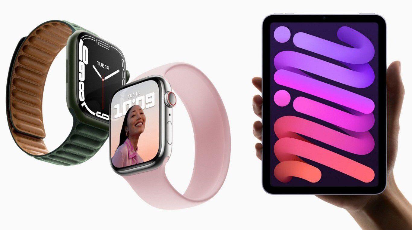 nuevos-watch-y-ipad:-los-anuncios-de-apple-que-acompanaron-a-los-iphone-13