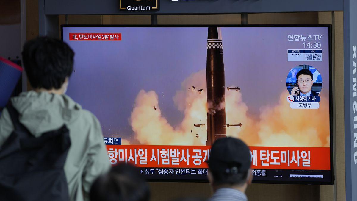 corea-del-norte-lanzo-dos-misiles-hacia-el-mar-de-japon